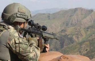 MSB Açıkladı: PKK/YPG'li 3 Terörist Etkisiz