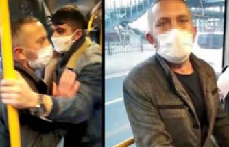 Otobüste Kadınları Taciz Eden Adamdan İlginç Savunma