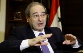 Suriye'nin Yeni Dışişleri Bakanı Faysal Mikdad Oldu