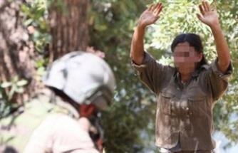 Teslim Olan Kadın Terörist PKK'daki Tacizleri Böyle Anlattı!