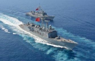 Üst Üste 3 NAVTEX: Yunanistan'a 'Lozan' ve 'Paris' Uyarısı