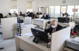 Ankara'da Kamuda Mesai Saatleri Değişti