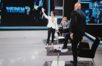 Canlı Yayında Ortalık Karıştı: CHP'li Aksünger Konuğun Üstüne Yürüdü!