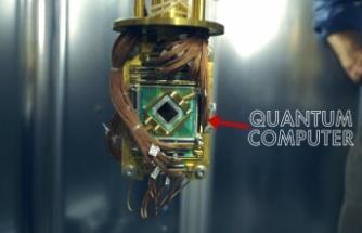 Çin, Google'dan 10 Milyar Kat Hızlı Kuantum Bilgisayarı Üretti