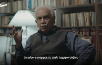 Doğu Perinçek: Erdoğan Amerika'yla Kelle Koltukta Savaşıyor