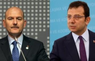 Süleyman Soylu'dan 'İmamoğlu'na Suikast İddiası' ile İlgili İlk Açıklama