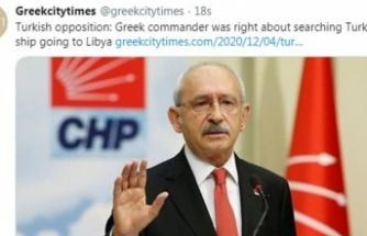 Türkiye'yi Suçlayan Kılıçdaroğlu Yunanistan'da Memnuniyetle Karşılandı!