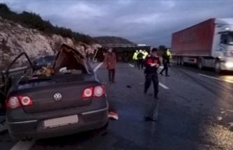 Ankara-Pozantı Otoyolunda Feci Kaza: Çok Sayıda Ölü Var!