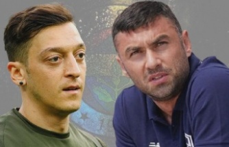 Burak Yılmaz Mesut Özil için Ne Söyledi? Yılın Bombası