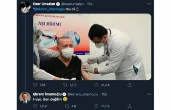 Cumhurbaşkanı Erdoğan'a Aşı Yapan Doktorun Kim Olduğu Ortaya Çıktı