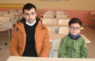Hakkarili Yusuf Eymen Velieceoğlu Dünya Matematik Şampiyonu Oldu!