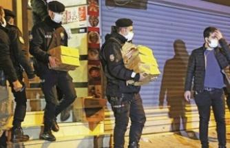 HDP Esenyurt İlçe Başkanlığından 100 Bin Fotoğraflık Terör Arşivi Çıktı