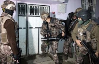 Ankara'da IŞİD'e Operasyon: 10 Gözaltı