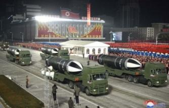 Kuzey Kore'den ABD'ye Gözdağı: 'Dünyanın En Güçlü Silahı' Tanıtıldı