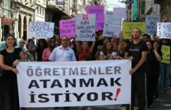 Öğretmenler 60 Bin Atama Bekliyor