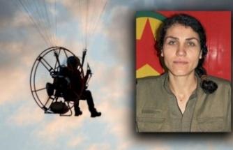 PKK'ya Bomba Taşıyan Terörist Havada Vuruldu