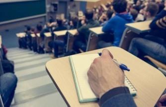 Üniversiteler İçin 'Yüz Yüze Eğitim' Açıklaması