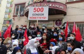 Vatan Partisi Öncü Kadın Diyarbakır Anneleriyle Kucaklaştı