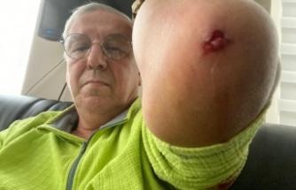 Yeniçağ Ankara Temsilcisi Orhan Uğuroğlu'na Silahlı Saldırı!