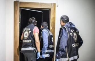 Ankara'da FETÖ Operasyonu: 3'ü Aktif Görevde 37 Gözaltı Kararı