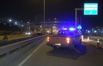 Ankara-Kayseri Kara Yolu Trafiğe Kapatıldı