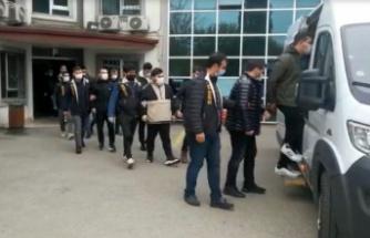 ATM Hırsızları Ankara'da Yakalandı