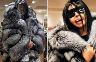Bülent Ersoy 55 Tilkinin Kürkünden Palto Yaptırdı!