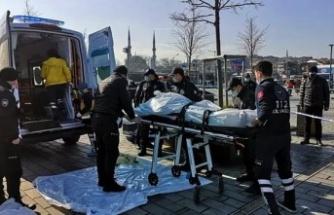 81 Yaşındaki Elmas Erdal Özakıncı Meydanın Ortasında İntihar Etti!