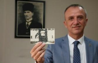 Atatürk'ün Bugüne Kadar Hiç Yayınlanmamış Fotoğrafı Ortaya Çıktı!