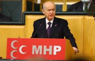 Devlet Bahçeli: HDP'nin Kapatılması Şarttır