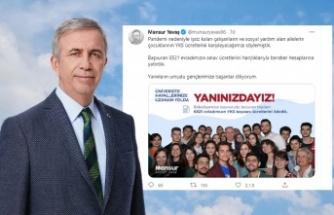 Mansur Yavaş Sözünü Tuttu: Ankara'da 6521 Öğrencinin YKS Ödemesi Yapıldı