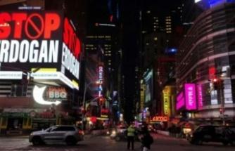 'Stop Erdoğan' Yazılı İlanlar İçin Harekete Geçildi!