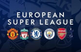 12 Futbol Kulübü anlaştı: Avrupa Süper Ligi Kuruluyor