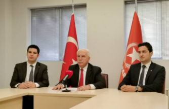 Doğu Perinçek'ten Cumhurbaşkanı Erdoğan'a Arz: Yasayı Geri Gönderiniz