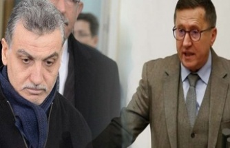 İYİ Partili Lütfü Türkkan, FETÖ'cü Hidayet Karaca'ya Böyle Siper Olmuş!