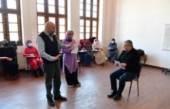 Musiki Muallim Mektebi Eğitimlerine Başladı