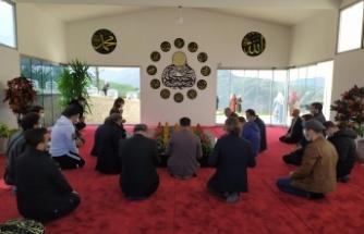Prof. Dr. Haydar Baş, Akçaabatta'ki Mezarı Başında Anıldı