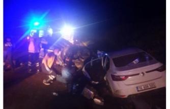 Ankara- Niğde Otoyolunda Korkunç Kaza!
