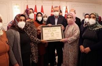 Cumhurbaşkanı Erdoğan Diyarbakır Anneleriyle İftar Yaptı