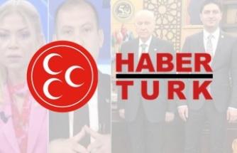 MHP'li Vekillere Habertürk Yasağı mı Geliyor?