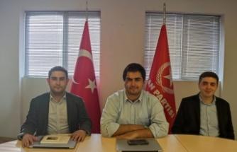 Öncü Gençlik Ankara İl Başkanı Değişti