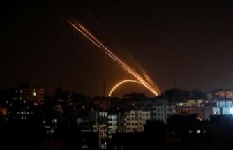Pentagon: İsrail'in roket saldırılarına karşı kendini savunma hakkı var ve desteğe hazırız