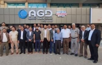 AGD Bölgesel Değerlendirme ve İstişare Toplantıları Devam Ediyor