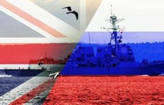 Karadeniz'de Sıcak Saatler: Rusya İngiliz Donanmasına Ateş Açtı