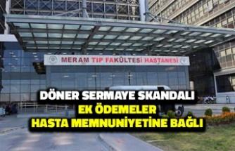 Konya'da Döner Sermaye Skandalı: Ek Ödemeler Hasta Memnuniyetine Bağlı