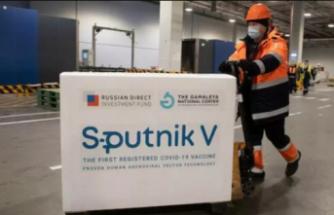 Rus Aşısı Sputnik V Ankara'ya Geldi!