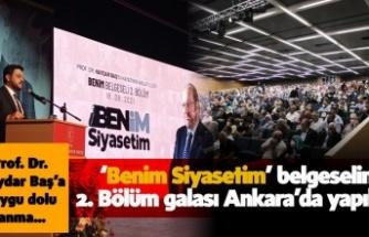 Ankara'da Duygu Dolu Haydar Baş Anması