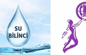 Cumhuriyet Kadınları Derneğinden Su Bilinci Kampanyası