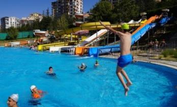 Keçiören'de Koronavirüs Önlemlerinin Ardından Aqua Parklar Hizmette