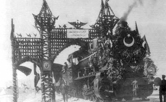 24 Temmuz: Ankara Hükümeti Demiryollarına El Koyarak Millileştirdi